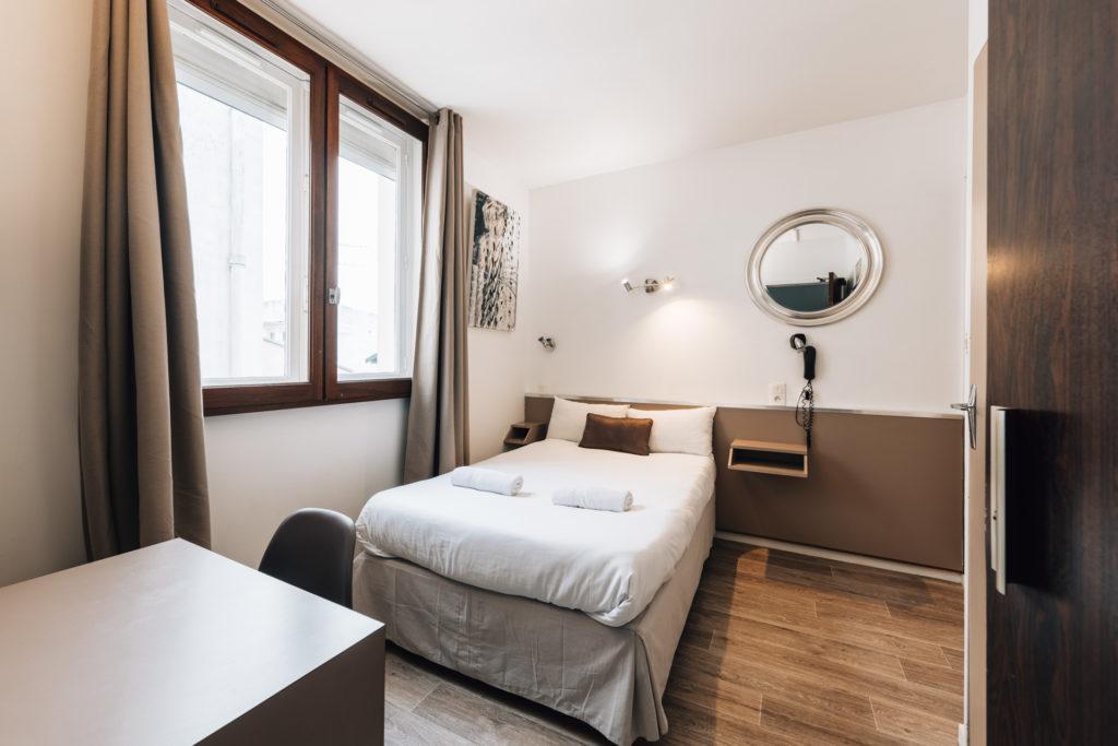 Hôtel 2 Étoiles ** Pas Cher Toulouse Proche Centre Hôtel Alizé