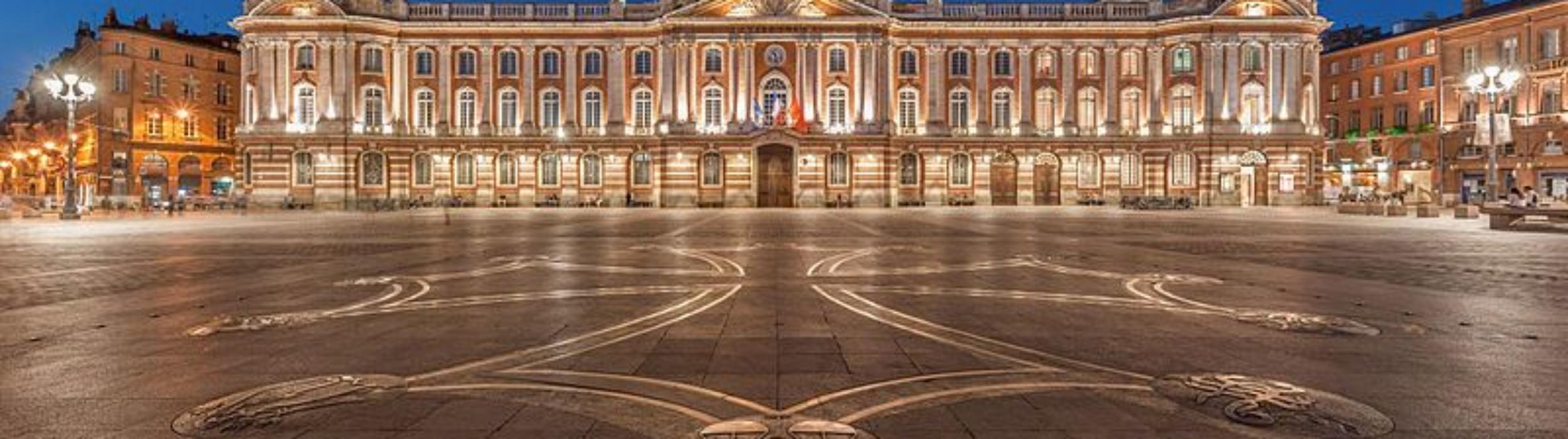 Capitole Toulouse Hôtel Alizé