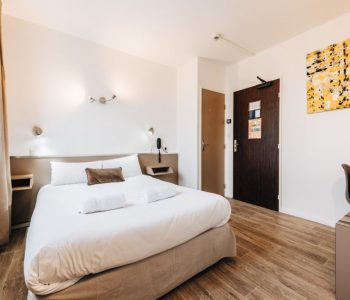 chambre double hotel alize